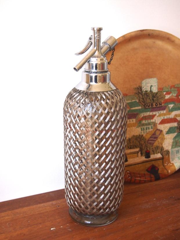 Sparklets vintage seltzer bottle 2